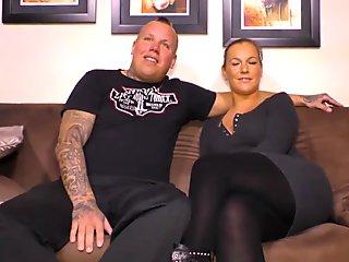 LETSDOEIT - Anniversary HomeMovie Sextape with German Couple